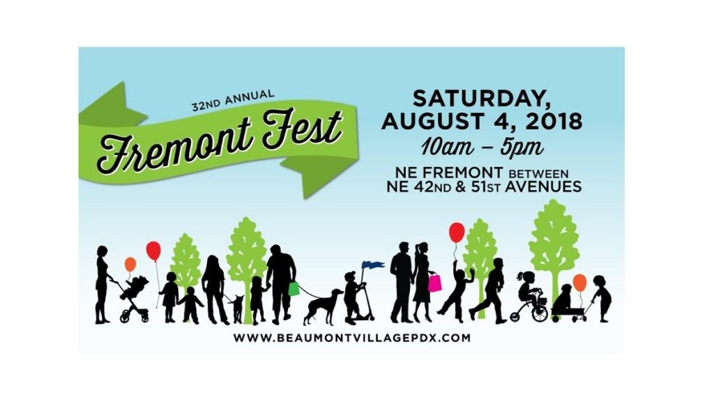 Fremont Fest 2018